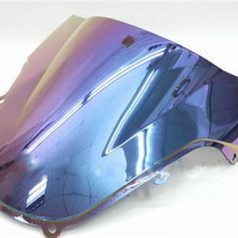 Иридиум ветрового лобового стекла для 2001-2003 Suzuki GSX-R GSXR 600 750 K1