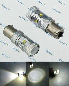 4pcs/lot 30W LED Spotlight C.R.E.E XBD Chips,P21W car led,1156 high power light,BA15S led c.r.e.e