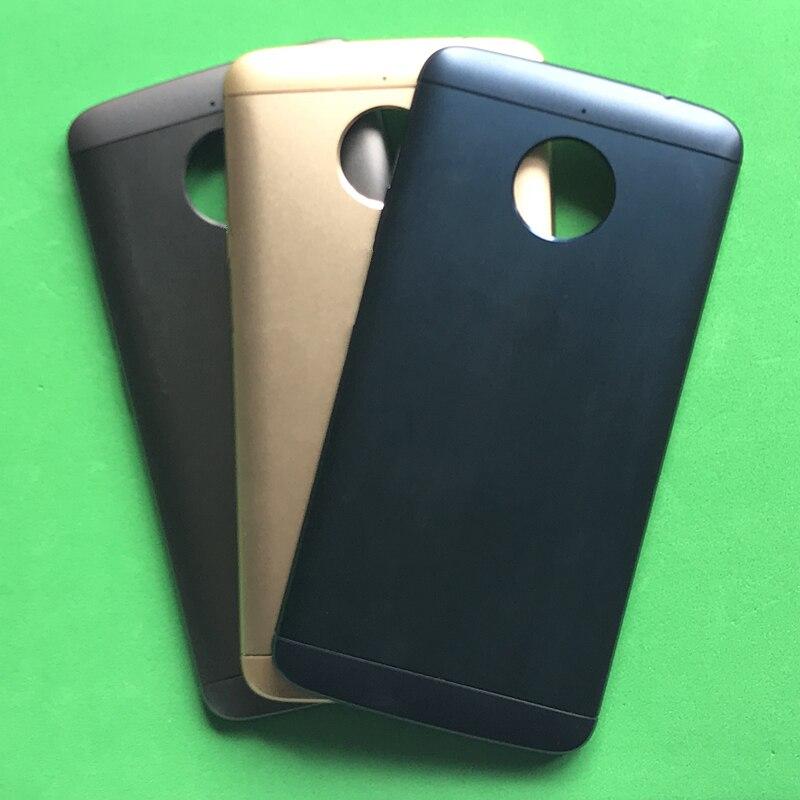 Back Battery Cover Housing For Motorola Moto E Plus (4th Gen) E4 Plus E4Plus Xt1770 XT1773 XT1771 Xt1772 Rear Cover