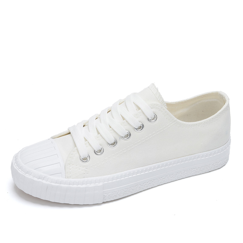 Sneakers Respirant Femmes black Occasionnels pink Hiver Kissyuer Kse187 Chaussures forme Printemps White Mode Appartements Blanc Plate Automne WdxoerCB