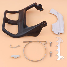 Front Handle Brake Band Cover Bumper Spike Kit For STIHL MS210 MS230 MS250 021 023 025 MS 250 230 210 Chainsaw Gas Saws
