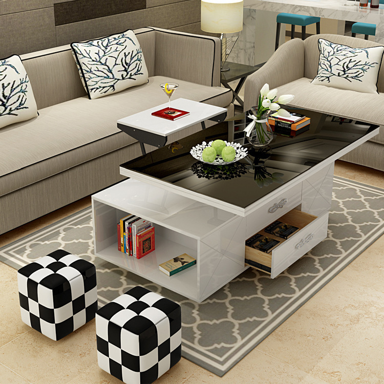 Prime Electric Multifunction Foldable Coffee Table Living Room Bralicious Painted Fabric Chair Ideas Braliciousco