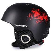 New brand Ski helmet Ultralight and Integrally-molded professional Snowboard helmet men Skating/Skateboard helmet Multi Color