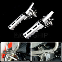 Motorcycle Highway Foot Peg Foot Rests Accessories For BMW R1200GS LC 2013 to 2017 And For Triumph Tiger Explorer With 25MM Tube