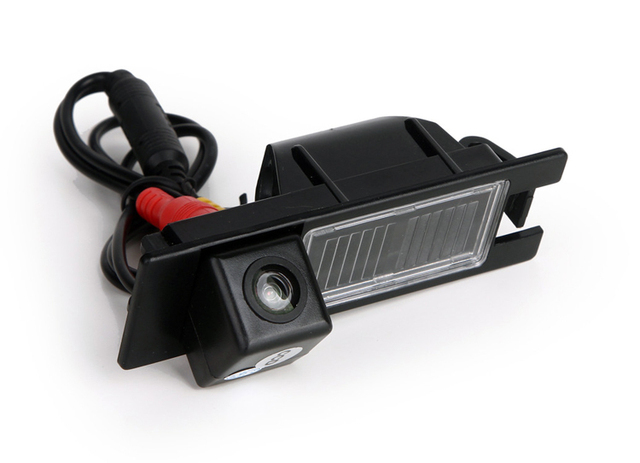Rearview camera for opel astra J Backup reverse vehicle Reverse water-proof CCD HD Free HK Post 624