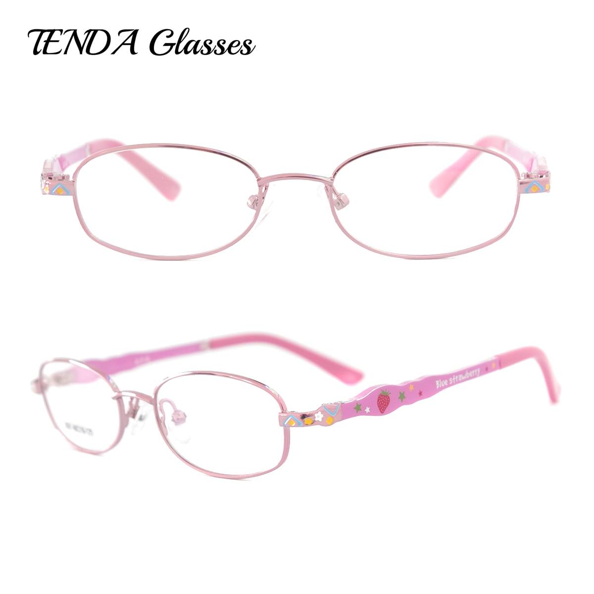 Mode Bunte Leichte Brillengestell Für Kinder Brillen Brillenglas in ...