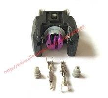 5 Sets 13816706 2 Pin Conector Del Inyector de Combustible Delphi Sellado Para Buick Chevrolet La Gran Muralla