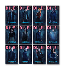 Riverdale Movie Poster Canvas Painting Nordic Style Pictures Hd Prints Home Wall Art Modular Minimalist For Kids Room Decor