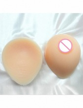 600g/pair B Cup False Breast Artificial Breasts Silicone Breast Forms Fake Boob Enhancer  Sexy Tits Chest Bust For Crossdresser