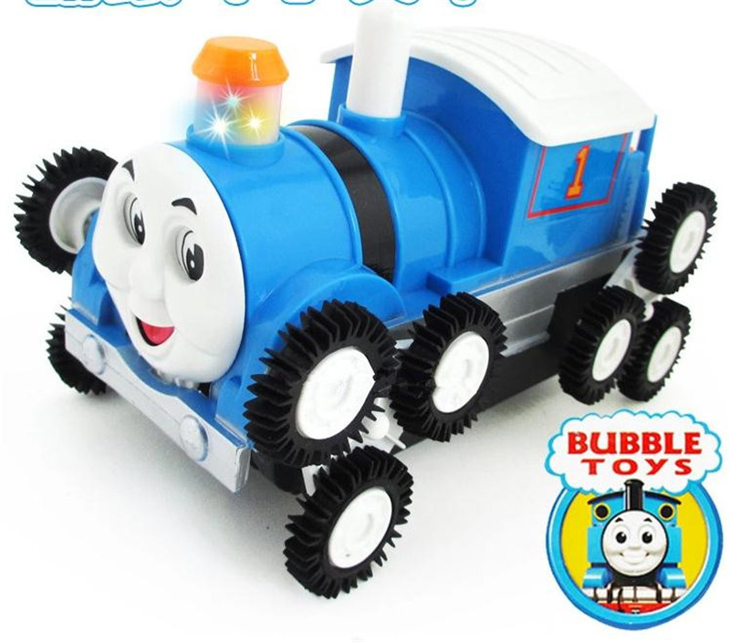 Cool Toy Train Cars : Super cool children classic toys electric thomas car