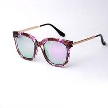 New diseñador de la marca gafas de sol mujer hombre gafas de sol gafas 5 colores gafas de sol femenino masculino