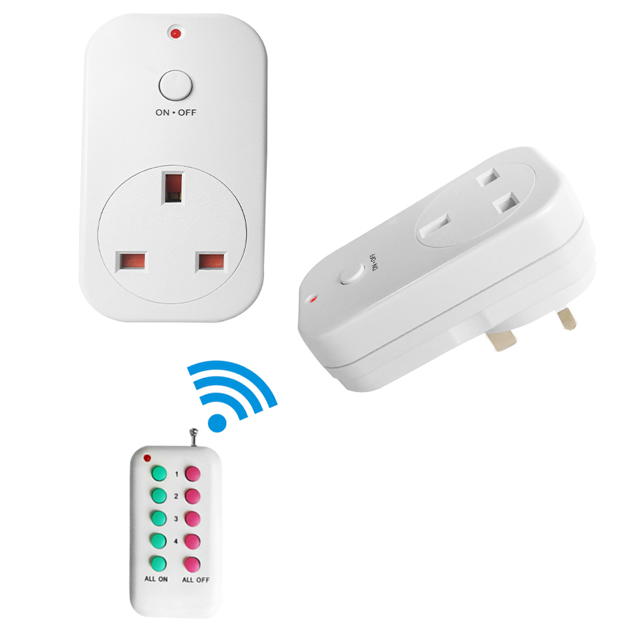 Broadlink Rm Rm2 Pro Samrt Rf433 Socket Eu Us Uk Au Plug Outlet Smart Home Automation System Intelligent Controller Wifi Ir Rf In Remote Control From