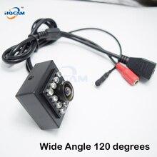 HQCAM 960 P Мини ИК-камера фильтр, отсекающий ИК-область спектра, Ночное видение Камера Ip сети P2P Камера 10 шт. невидимые 940nm светодиоды Широкий формат 120 градусов