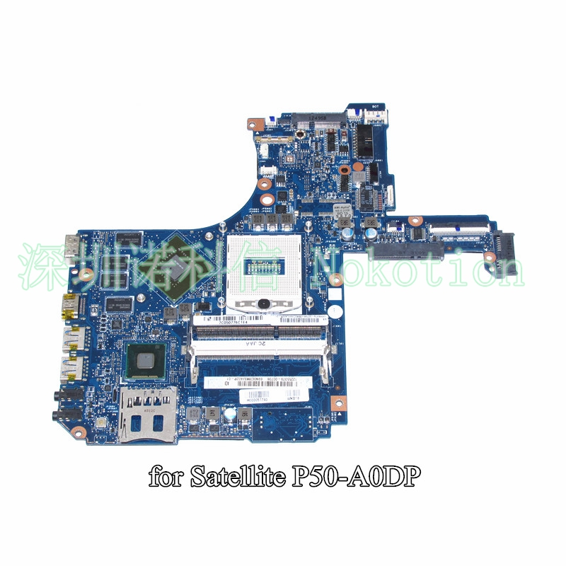 Laptop motherboard for toshiba Satellite P50-A P50 P55 L50 0DP H000057740 Nvidia GT745M graphics HM86 warranty 60 days избранные труды в 4 х томах том 2