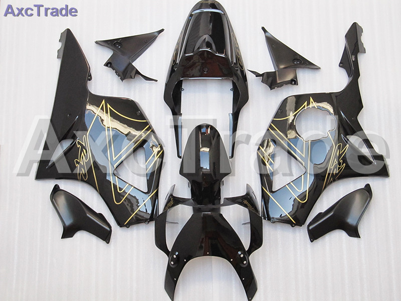 Moto Injection Mold Motorcycle Fairing Kit For Honda CBR 900RR 954 RR CBR900RR CBR 900 2002 2003 02 03 Bodywork Fairings Black vehicle plastic accessory injection mold china makers
