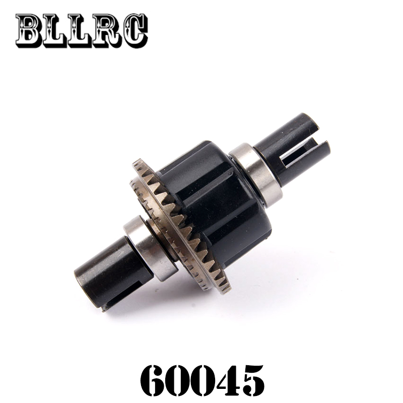60045 Front/rear differential gears suitable for RC car 1/8 HSP 94762 accessories Free shipping
