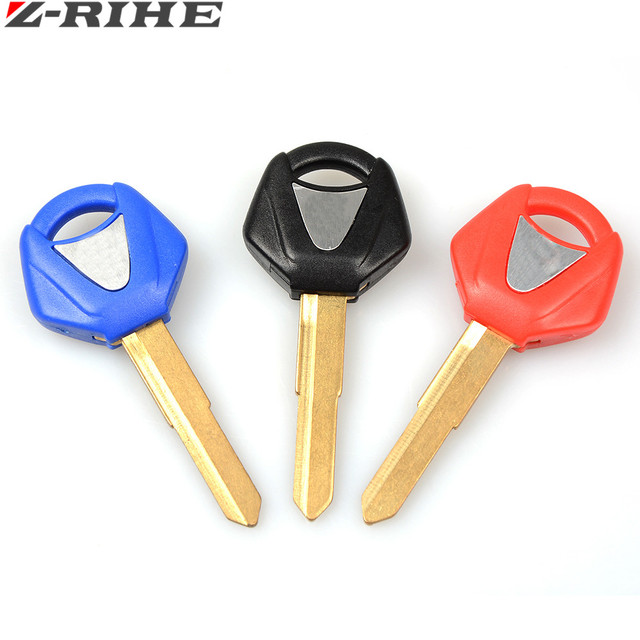 Embryo motorcycle keys embryo motorbike blank key for YAMAHA MT 09 on