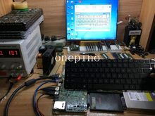 Para hp pavilion dv6 DV6-3000 DV6Z-3000 pc placa-mãe da0lx8mb6d1 595135-001 testado(China)