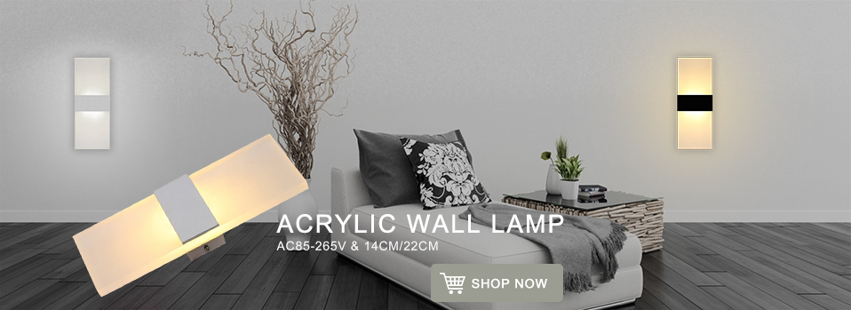 Cheap crystal wall lamp