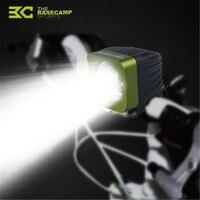 BASECAMP אופני ראש האור שפתוחה גולת כותרת USB האורות מתח גבוה הוביל פנסי MTB רכיבה על אופניים אופני אופניים מנורת פנס BC-436