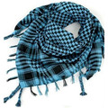 Fashion Arab Colorful Head Scarf 13 Colors Print Kerchief Headscarf Keffiyeh Shaw Airsoft Scarves foe Women Accessories