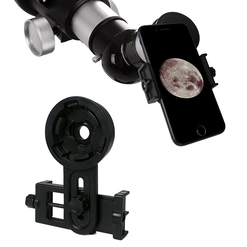 Best Cell Phone Camera Brackets Adapter Binocular Monocular Phone Telescope Camera Adapter Bracket Mount Telescope Accessories 4 image