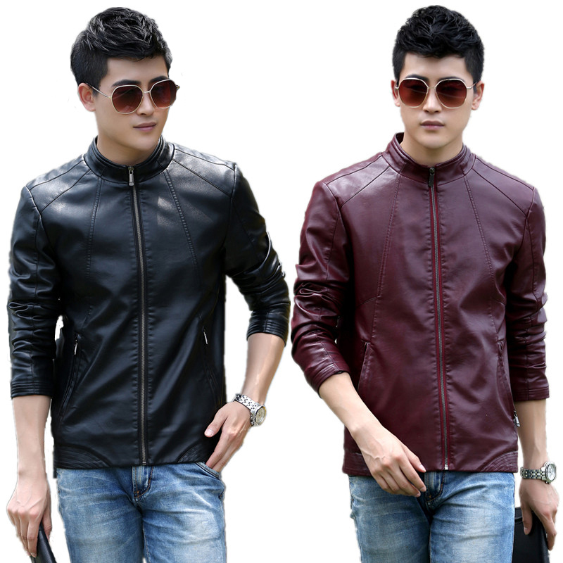 Mens Leather Jackets And Coats - Jacket