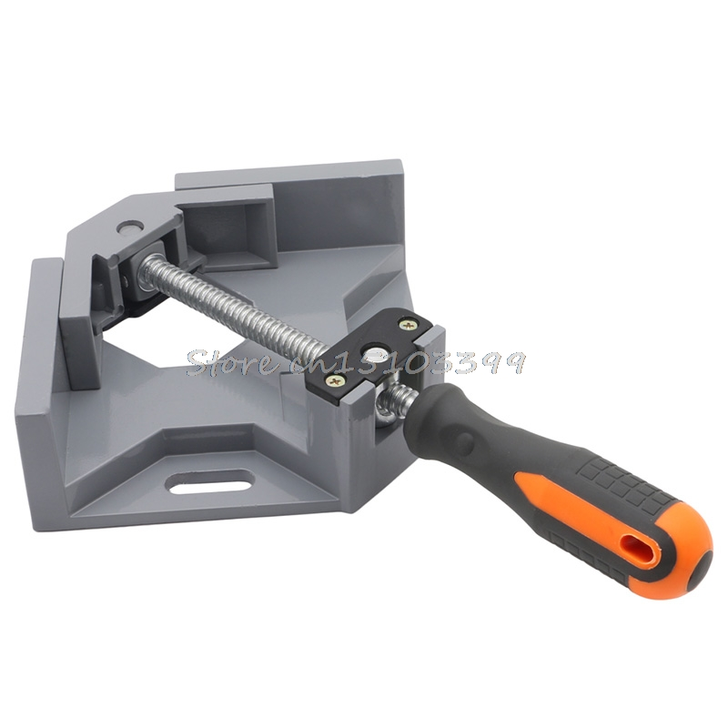 Angle Vise 90 Angle Great DIY Home Handle Tool 100% Aluminum alloy Corner Clamp Workbench Drop shipping #G205M# Best Quality  цены