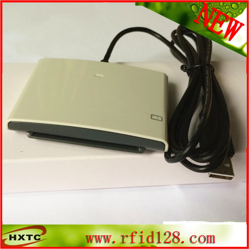 USB Contact Chip Card Reader Writer With SIM Slots ACR38U R4