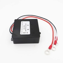 12V 24V Batterij Balancer 2X12 V Gebruikt Voor Lood Zuur Batterijen Equalizer Charger Zonnecellen panel Voltage Control Regulator HA01