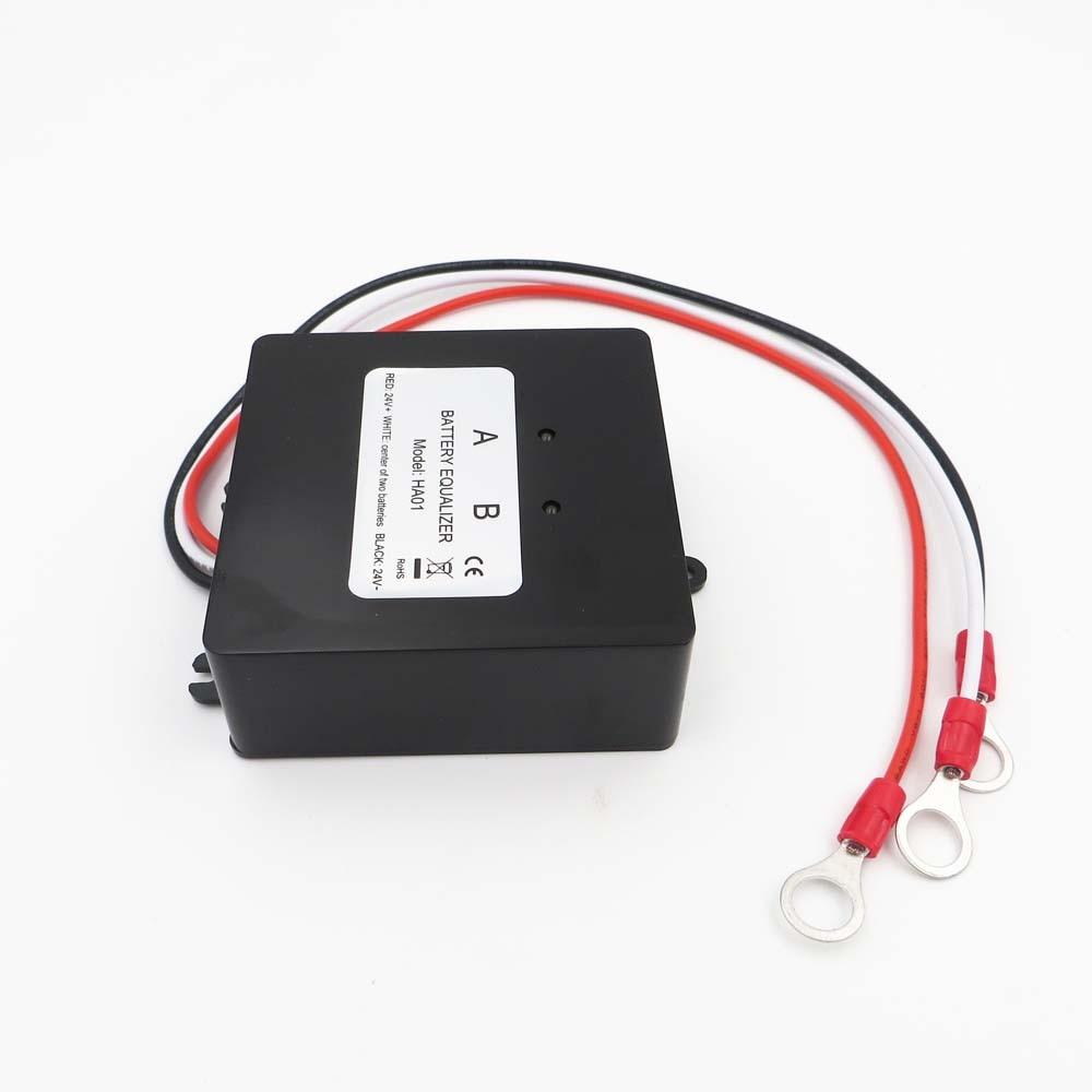 12V 24V Battery Balancer 2 X 12V used for lead acid batteries equalizer charger Solar cells