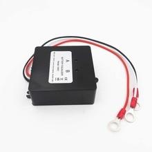 12 V 24 V устройство балансировки аккумуляторов 2X12 V используется для свинцово-кислотных батарей эквалайзер зарядное устройство Панель солнечных батарей регулятор напряжения HA01