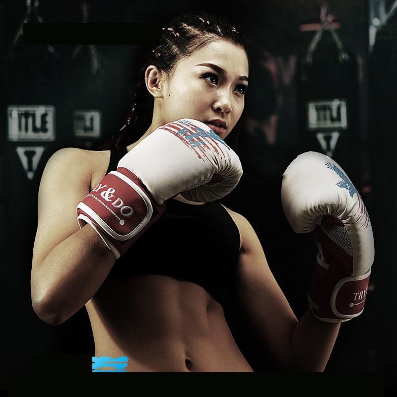 ФОТО MMA Boxing Gloves Men/Women Sandbag/Taekwondo/Muay Thai/Fight/Boxe De Luva Training Sports Equipments