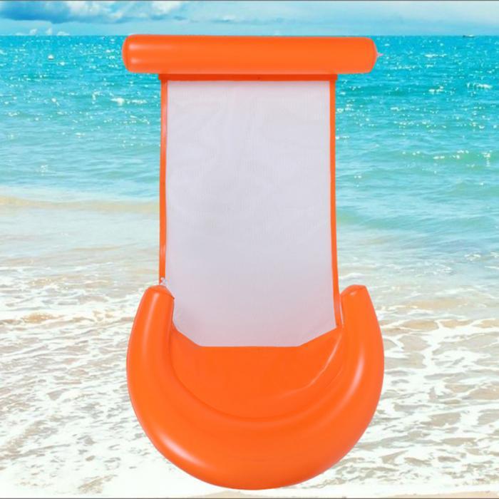 Надувной водяной гамак плавающий кресло-кровать стул Drifter бассейн из ПВХ пляж SMN88