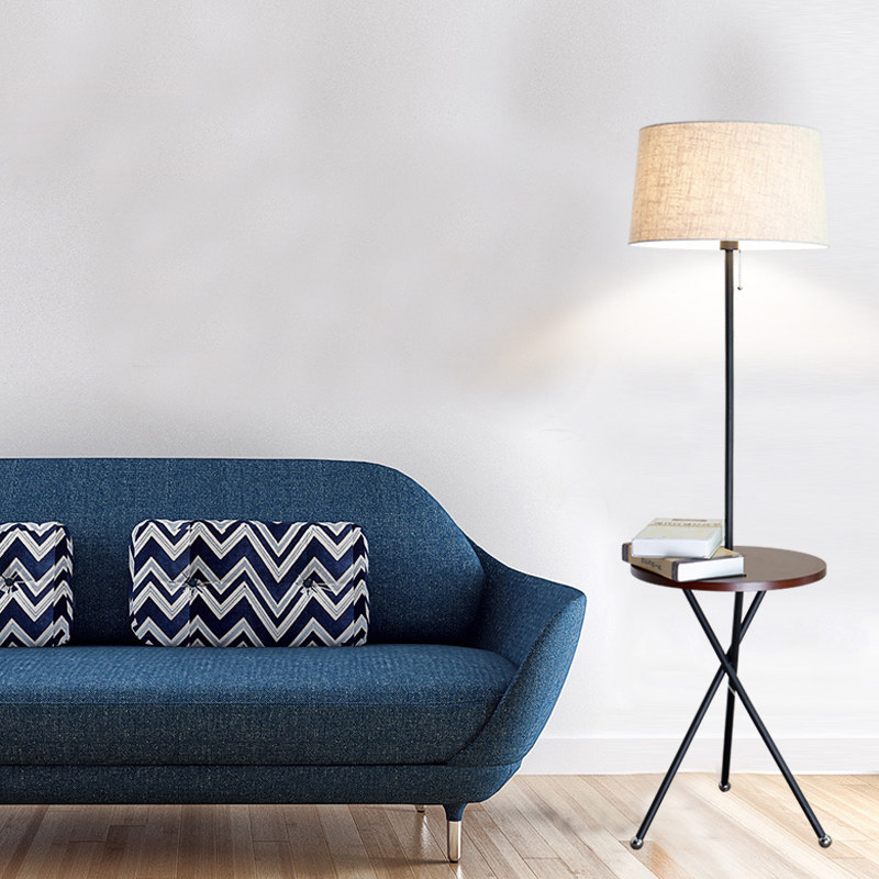 Modern Floor Lights Standing Lamps For Living Room Loft: Villa Simple Modern Minimalist Floor Lamp Loft Industrial