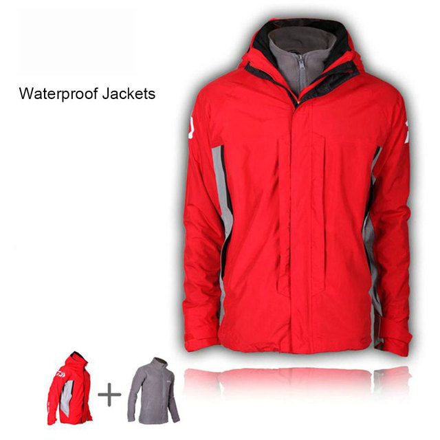 Одежда для рыбалки для защиты от влаги дышащий сохраняет тепло с внутренней одеждой и наружной одеждой с хорошим качеством