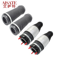 4PCS/Lot Rear Front Air Suspension Spring Rubber For Jeep Grand Cherokee WK2 Pneumatic Air Suspension Air Bellows Car Part