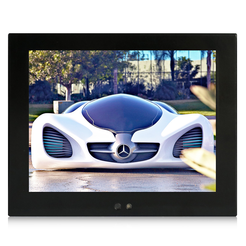 ФОТО hdmi interface non - touch embedded  frame lcd monitor/display with 8 inch and 8.4 inch  metal frame 800*600