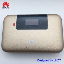 Открыл huawei E5770 4 г Мобильный Wi-Fi Pro маршрутизатор 5200 мАч power bank PK e5771 AC790s AC810