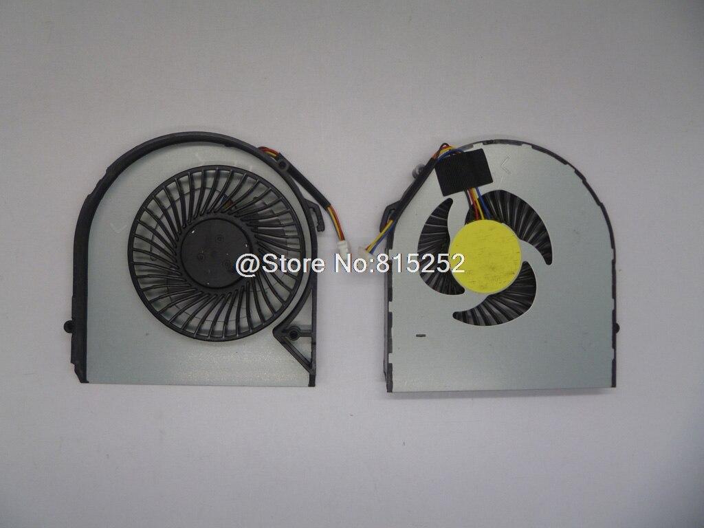 Ordinateur portable ventilateur cpu Pour ACER V5-471 V5-471G V5-431 V5-431G DFS481305MC0T FC38 14.8 V 2500 MAH 37WH Tampons De Refroidissement VENTILATEUR Nouveau Original