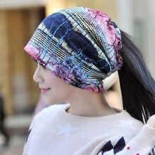 Шляпа для мужчин и женщин эластичный хлопок жаккард открытый езда ветер щит воротник двойного использования 0265
