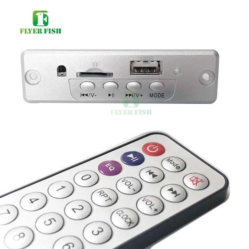 L49 3.7-5V Dual Plate 3W Amplifier Board Bluetooth Speaker Modification Module