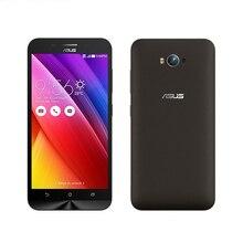 "Original asus zenfone max zc550kl 4g lte teléfono móvil quad core 5.5 ""13 mp de doble sim teléfono inteligente android 2 gb ram 5000 mah"