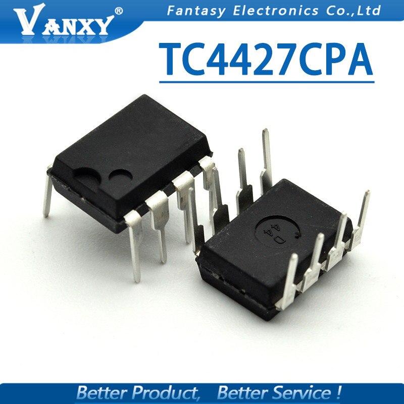 10PCS TC4427COA TC4427EOA TC4427AEOA TC4427 SOP8 new