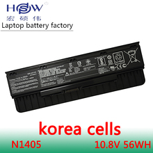 New laptop battery A32N1405 10.8V 56WH For Asus G551 G551J G551JK G551JM G771 G771J G771JK N551J N551JW N551JM N551Z N551ZU