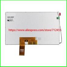 Nova HSD070IFW1 HSD070IFW1-A00 CLAA080NA01CW CLAA090NA06CW 1024*600 40PIN substituição LCD