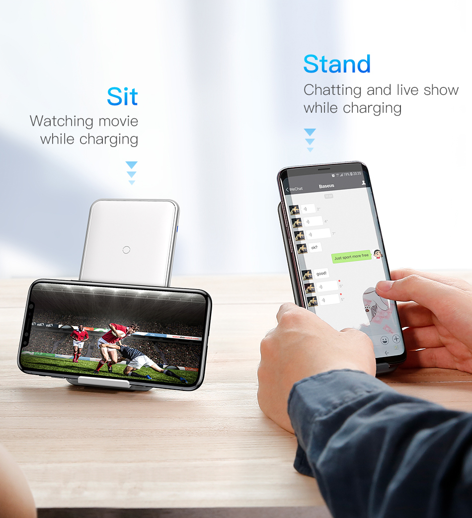 Baseus 10W Qi-Wireless Charging-Pad
