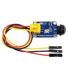 Free shipping 5PC Infrared sensor module STM32 PIR Motion sensor for Arduino
