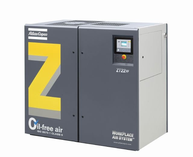 ZT22 22KW Atlas Copco Oil Free Screw Air Compressor Compressor Air Compressor ZT15 ZT18 ZT22 atlas copco zt 160 wiring diagram on atlas download wirning diagrams  at readyjetset.co