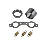 ATV Exhaust Gasket and Spring Rebuild Kit For Polaris RZR 800 2011 2014 RZR S RZR 4 800 2009 2014